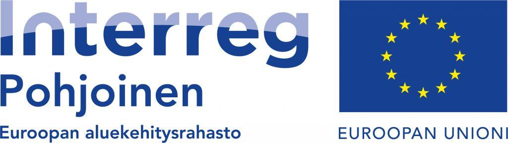 Interreg Pohjoinen -ohjelman logo